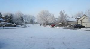 Meridian snow