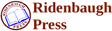 Ridenbaugh Press/publishing