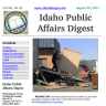Idaho Public Affairs Digest - single issue