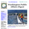 Washington Public Affairs Digest - single issue