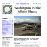 Washington Public Affairs Digest