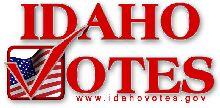 Idaho votes logo - Secretary of State