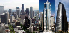 downtown Seattle-city of Seattle image