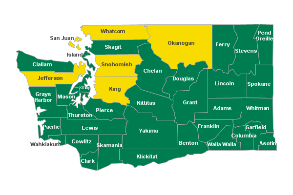 Goldmark map