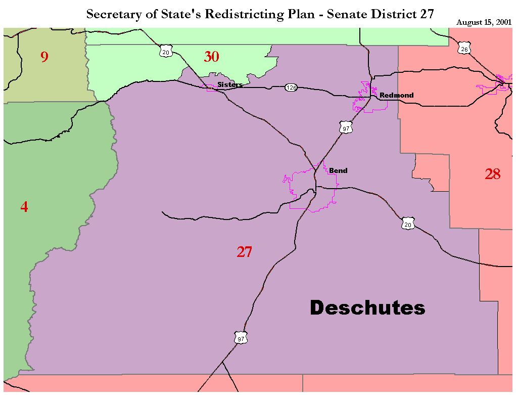 Senate District 27