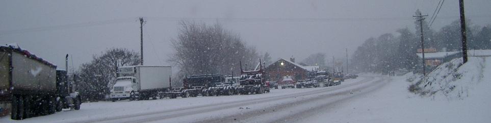 bingen in snow