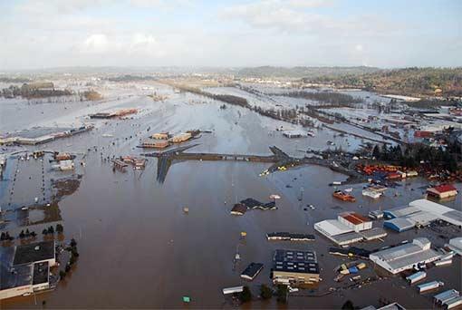 Chehalis flood