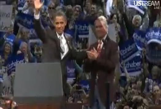 Obama Kitzhaber