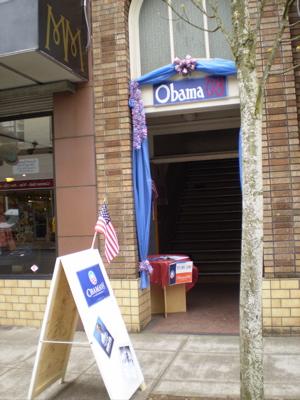 Obama office