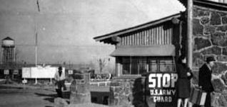 Minidoka Internment Camp