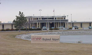 Pocatello Regional Airport