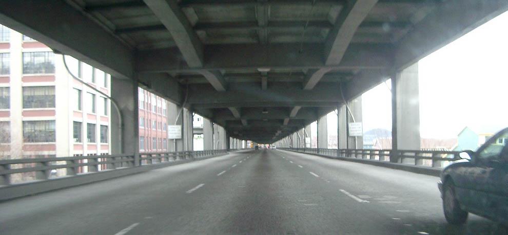 Alaskan Way at Seattle