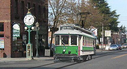 Tacoma streetcar